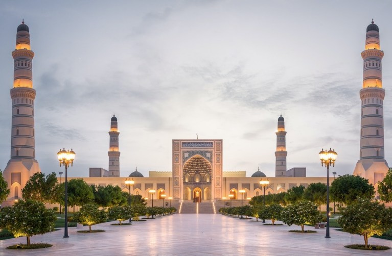 oman reopening mosques