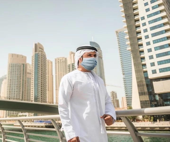 united arab emirates Dubai covid