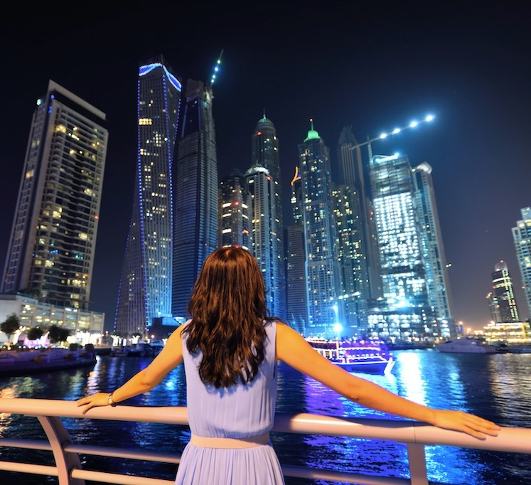 visiting Dubai UAE during pandemic