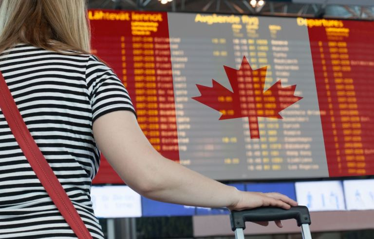 Canadians Told To Cancel All Travel Plans