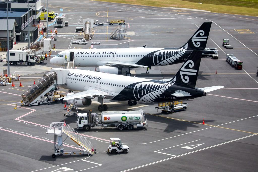 New Zealand: Queenstown Airport (ZQN)