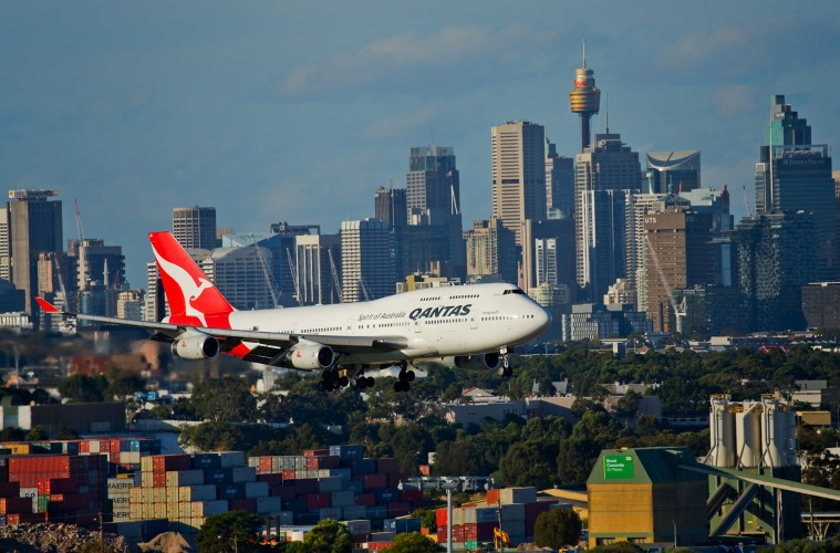 Qantas Re-Opens International Bookings From July