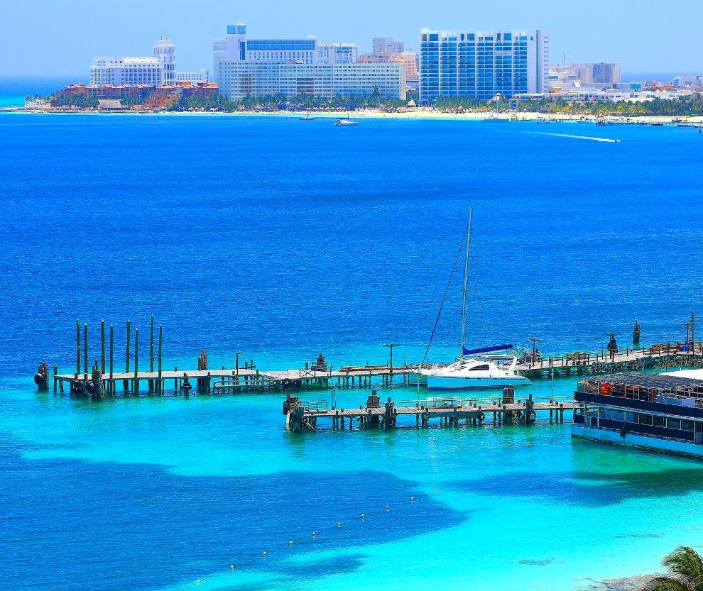 Hotel di Cancun