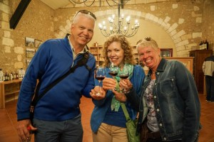 Bordeaux Tour Guests