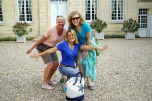 Bordeaux wine tourism fun