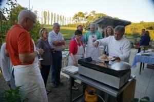 Bordeaux cooking techniques