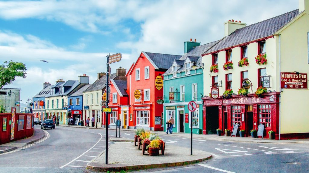 ireland best solo destination