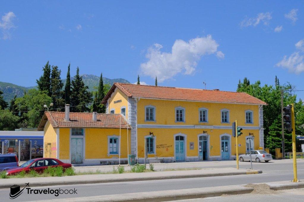 Kalampaka火車站