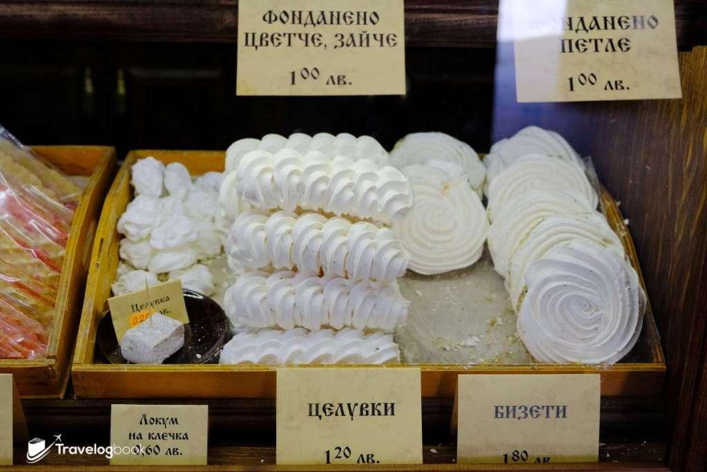保加利亞傳統糖果。