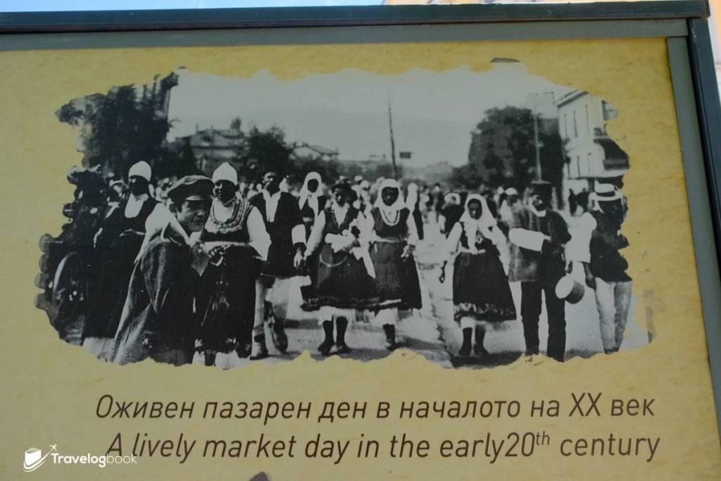 雖然市集早已改頭換面,但透過展出的黑白照片,還能一窺當年的點滴。