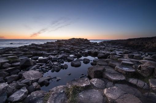 Giant's Causeway - Rundreise Irland