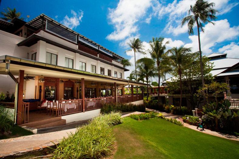 Horizon Karon Beach Resort And Spa Accommodation