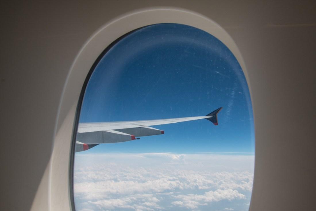 Lange-afstandsvluchten