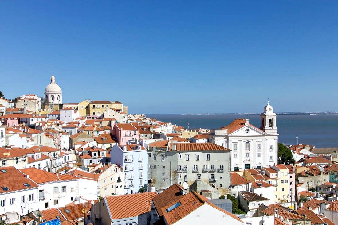 Bestemming Lissabon