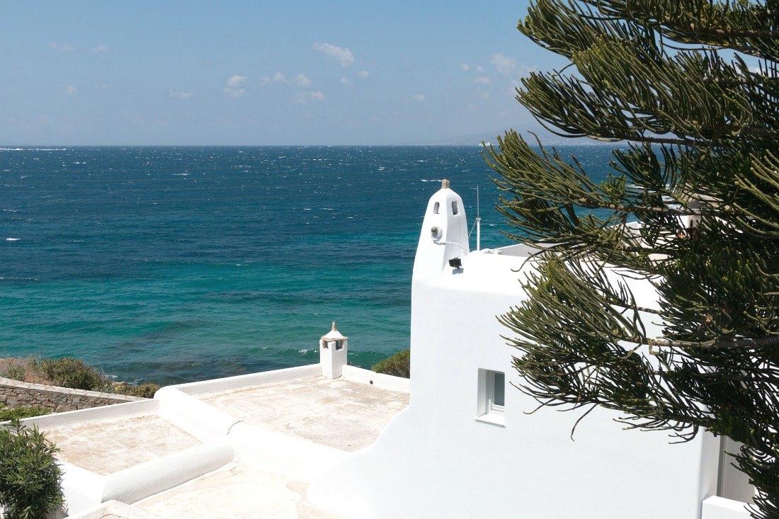 Hotel in de stad Mykonos