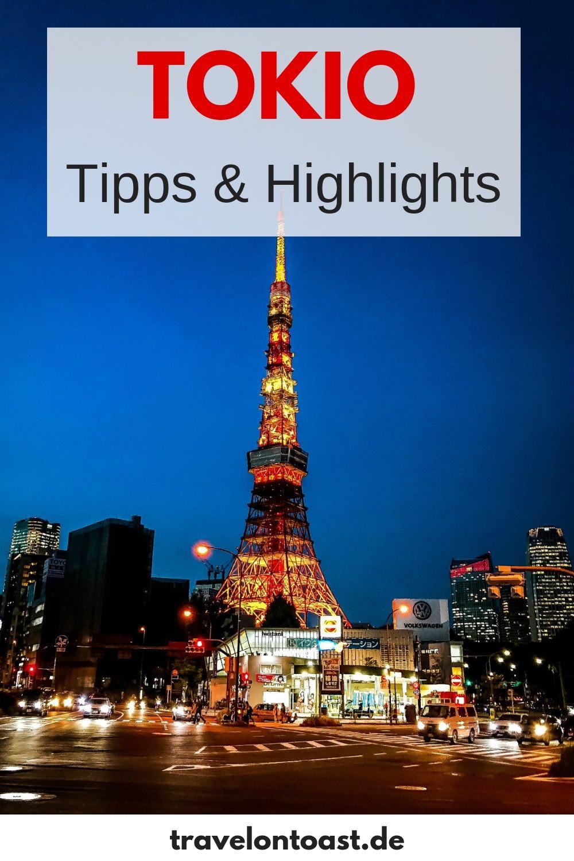 Tokio-gids: De beste Tokyo-tips en de mooiste Tokio-attracties - zoals Shibuya Crossing, Tokyo Skytree, Tokyo Tower of Harajuku - voor uw Tokio-reis of Japan-reis. Plus tips over reisplanning, vlucht, hotel, winkelen en eten. #Tokio #Tokyo #Japan