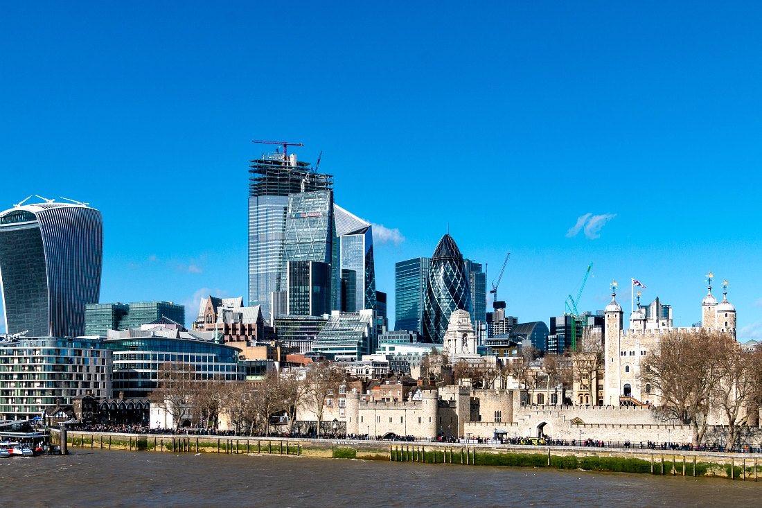 Weekend in Londen