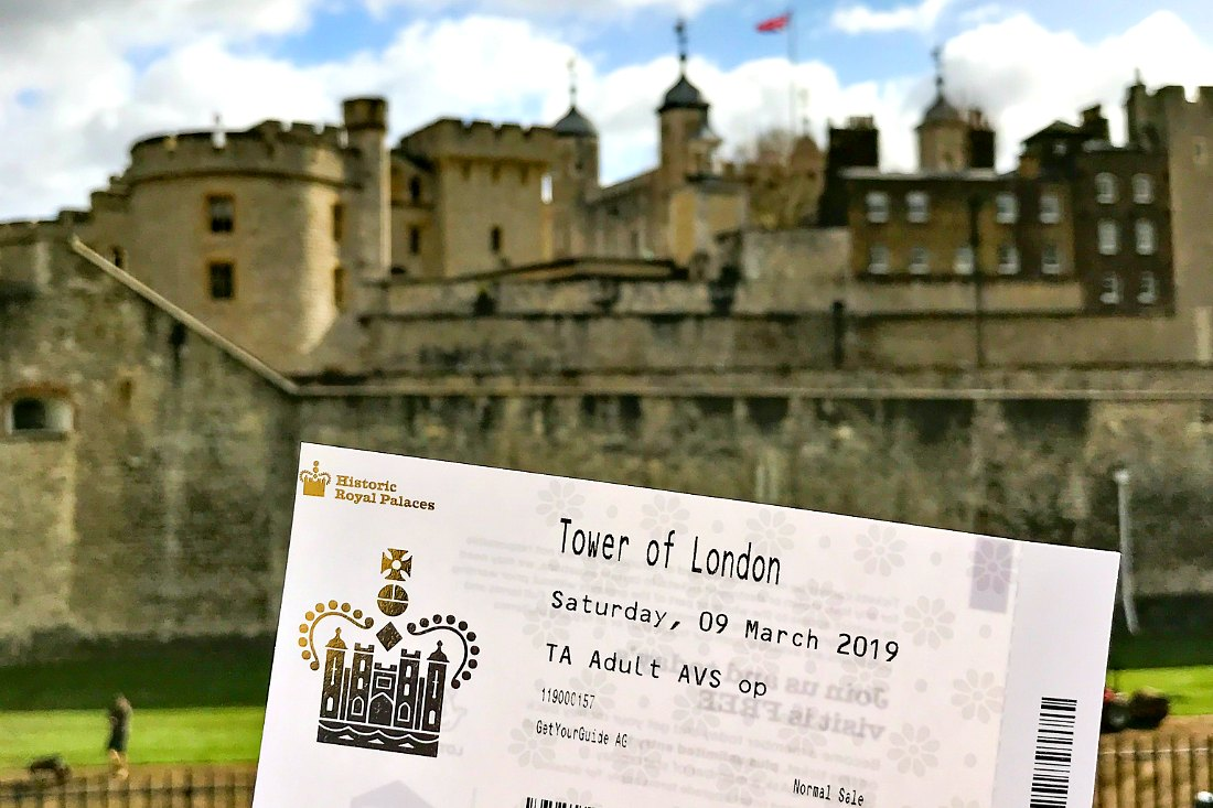 Tower of London Kaarten