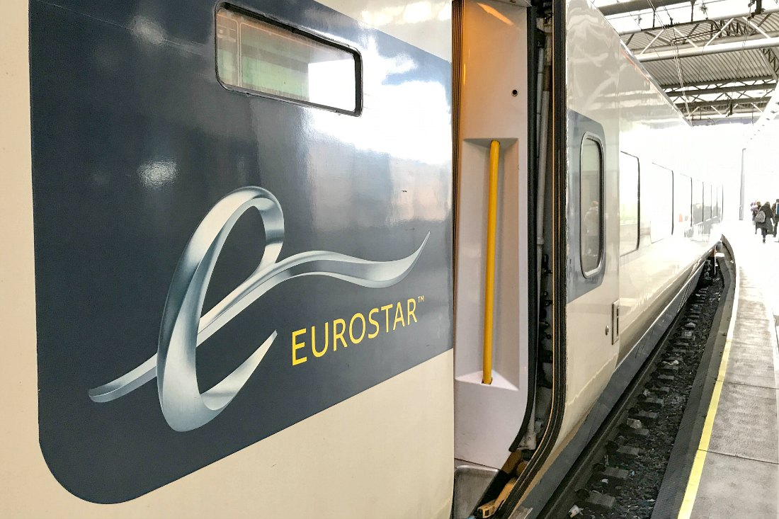 Reizen naar Londen met Eurostar