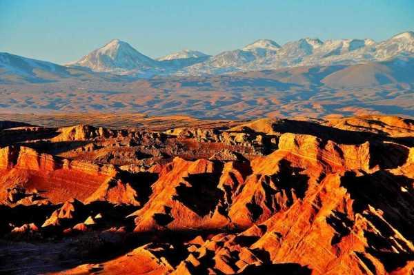 amazing desert landscapes