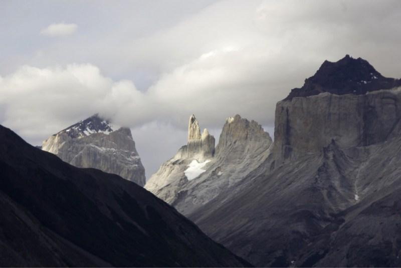 Unwetter im Torres del Paine Nationalpark