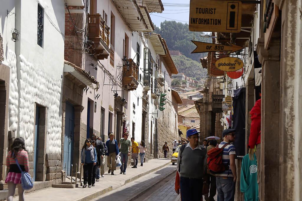 Reiseagenturen in Cusco