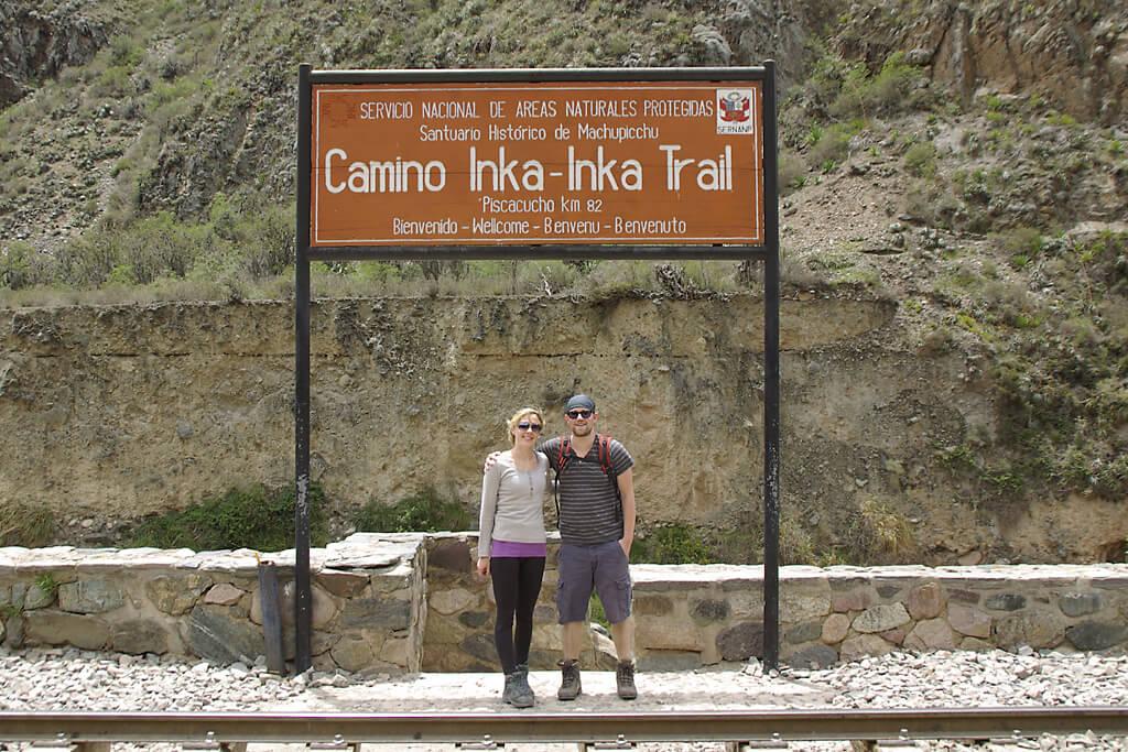 Inka-Trail in Peru