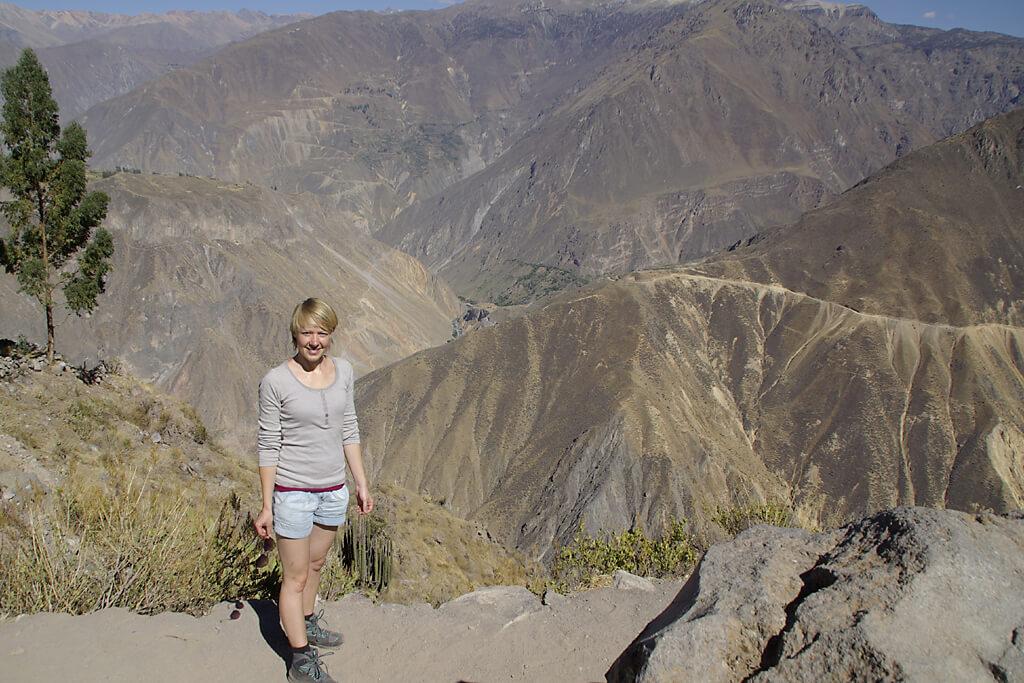 Trekking im Colca Canyon