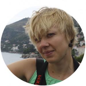 Ich in Montenegro