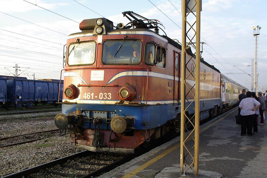 Eisenbahn in Montenegro