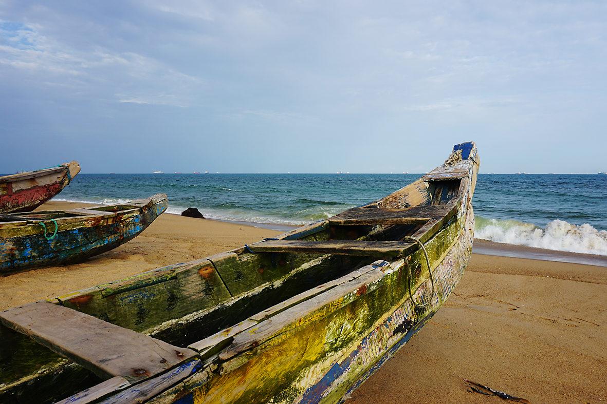 Fischerei in Togo