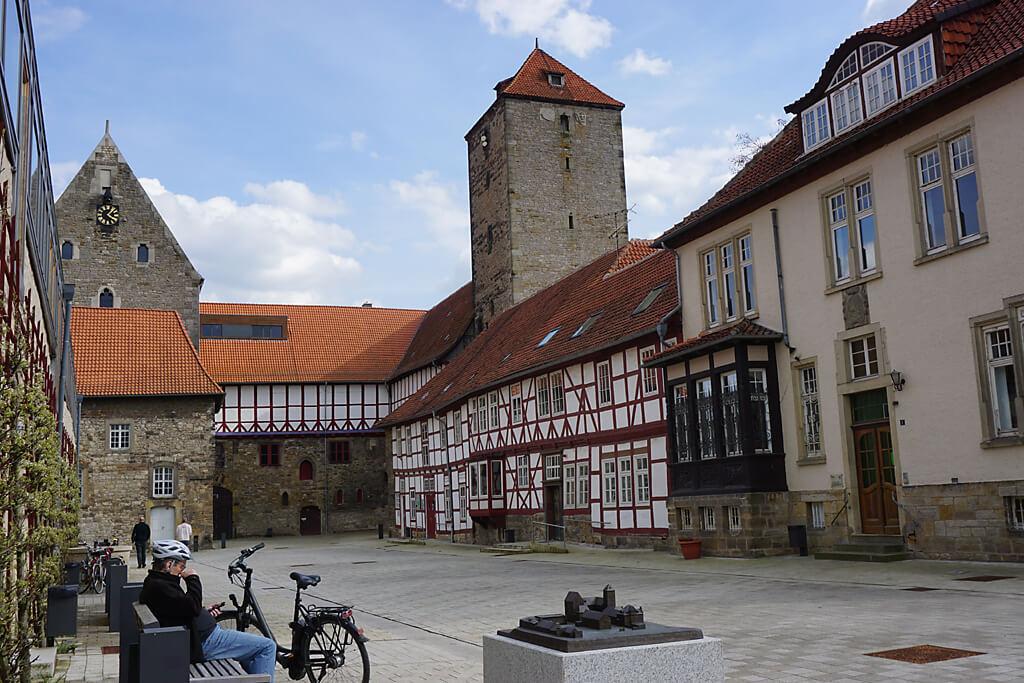 Kulturcampus Universität Hildesheim auf der Domäne Marienburg