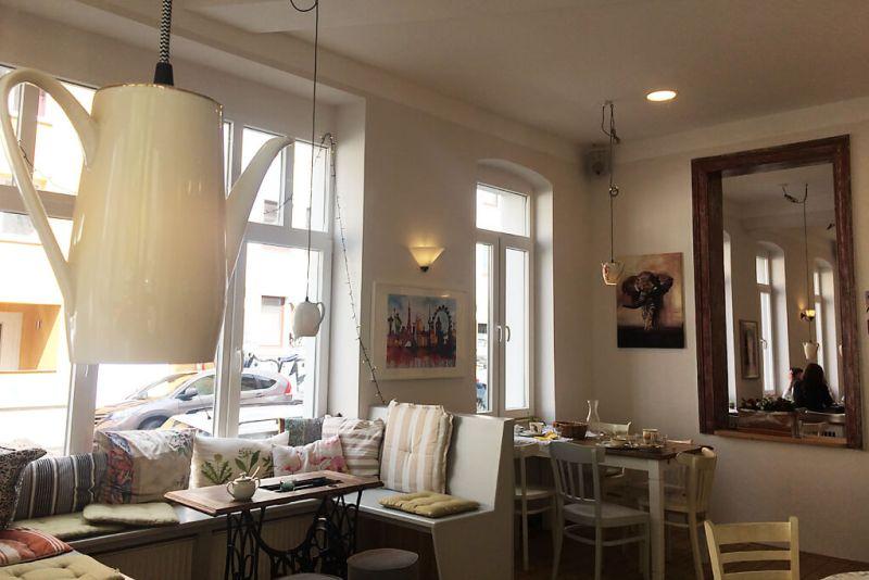 Café in der Nordstadt Hannover