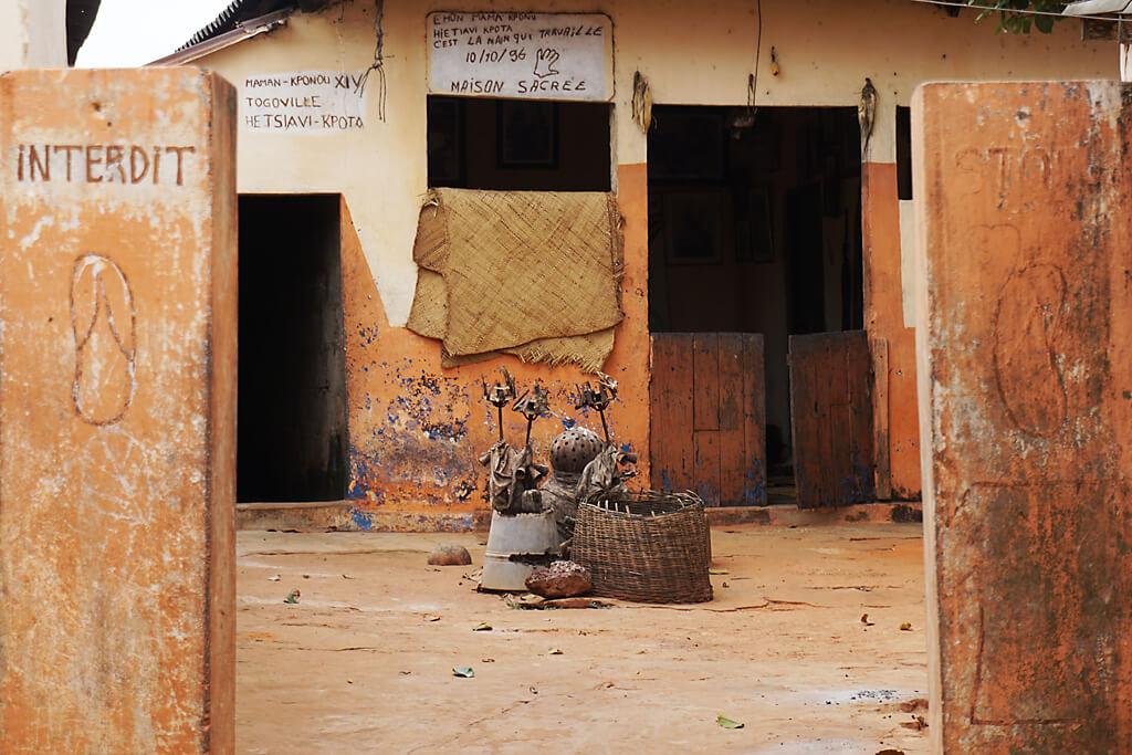 Voudou in Togo, Togoville