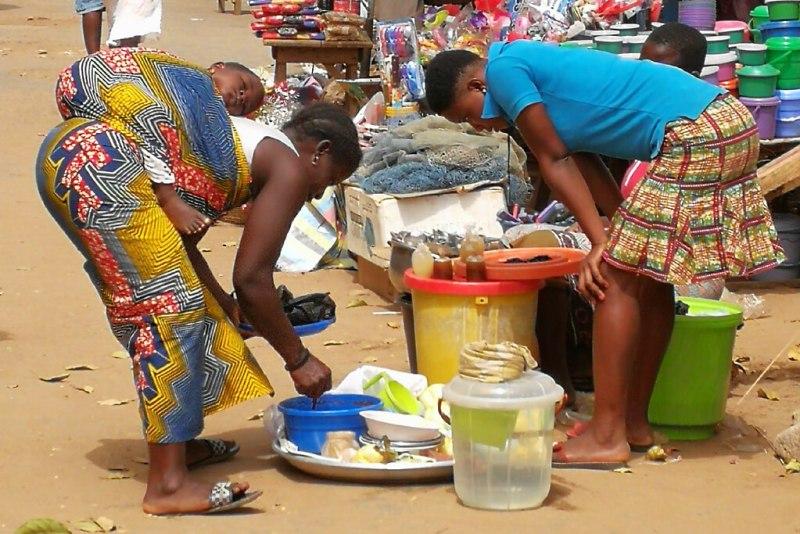 Grand Marché Togo