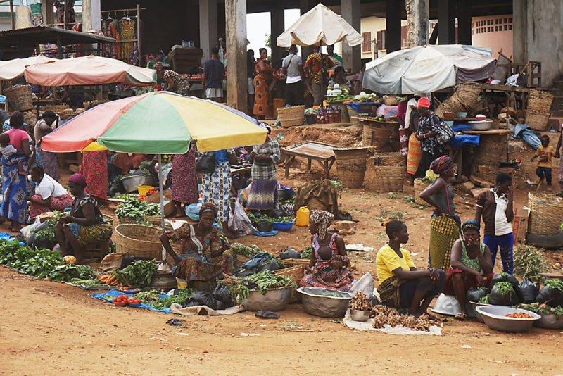 Markt von Atakpamé