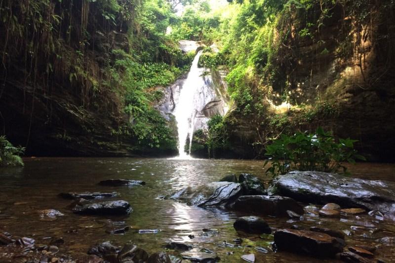 Cascade de Womé bei Kpalimé