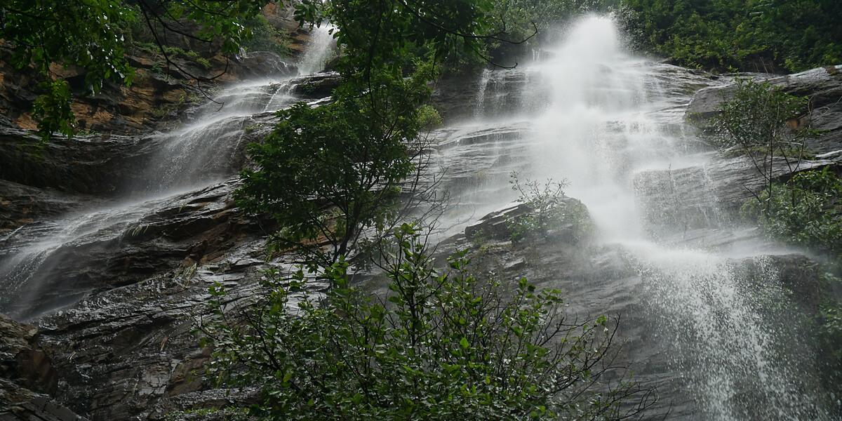 Wasserfälle rund um Kpalimé
