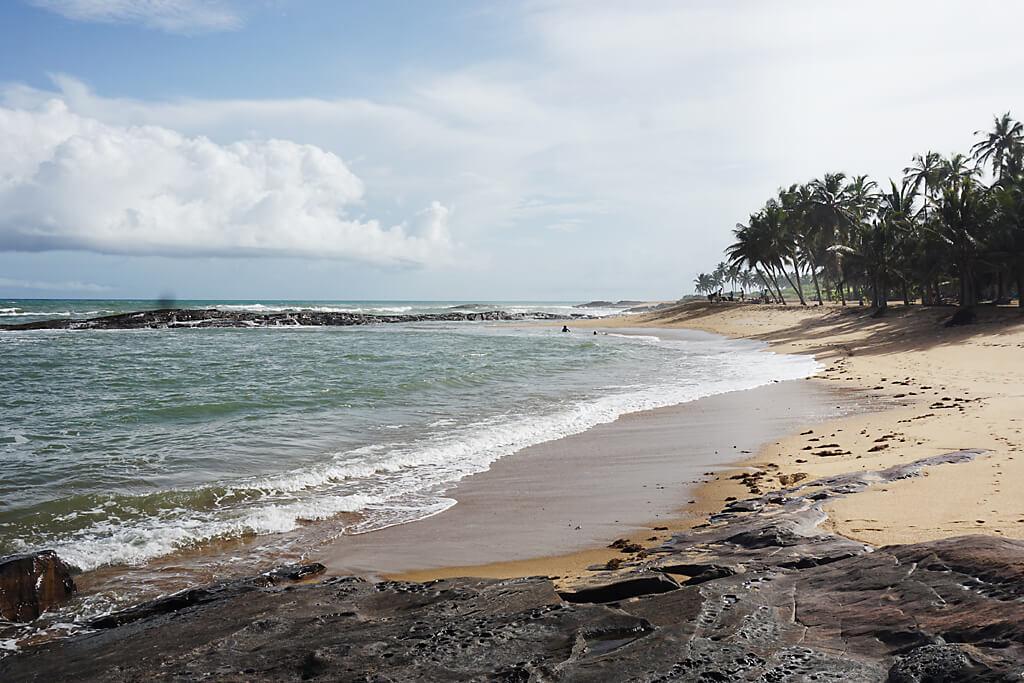 Ghana Strände bei Elmina