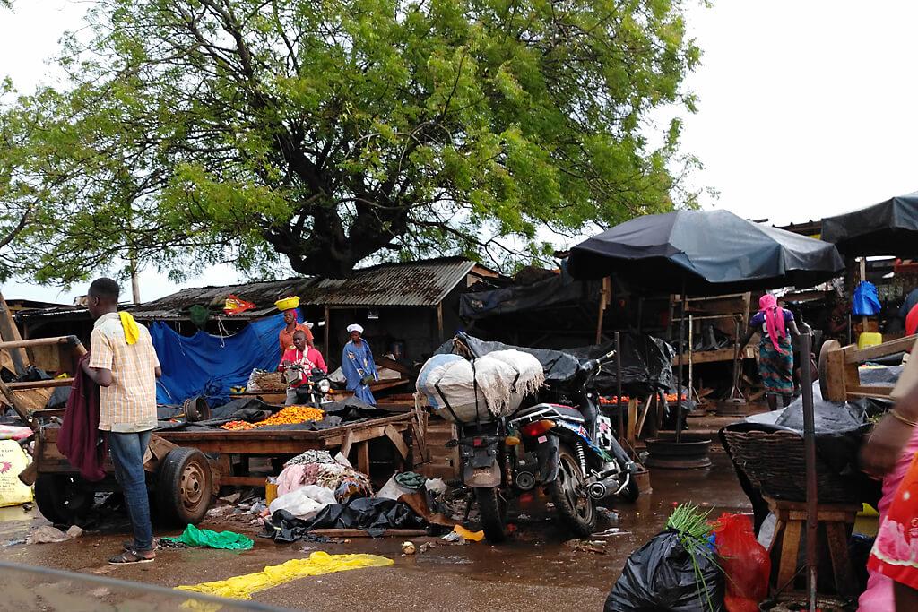 Markt von Yamoussoukro