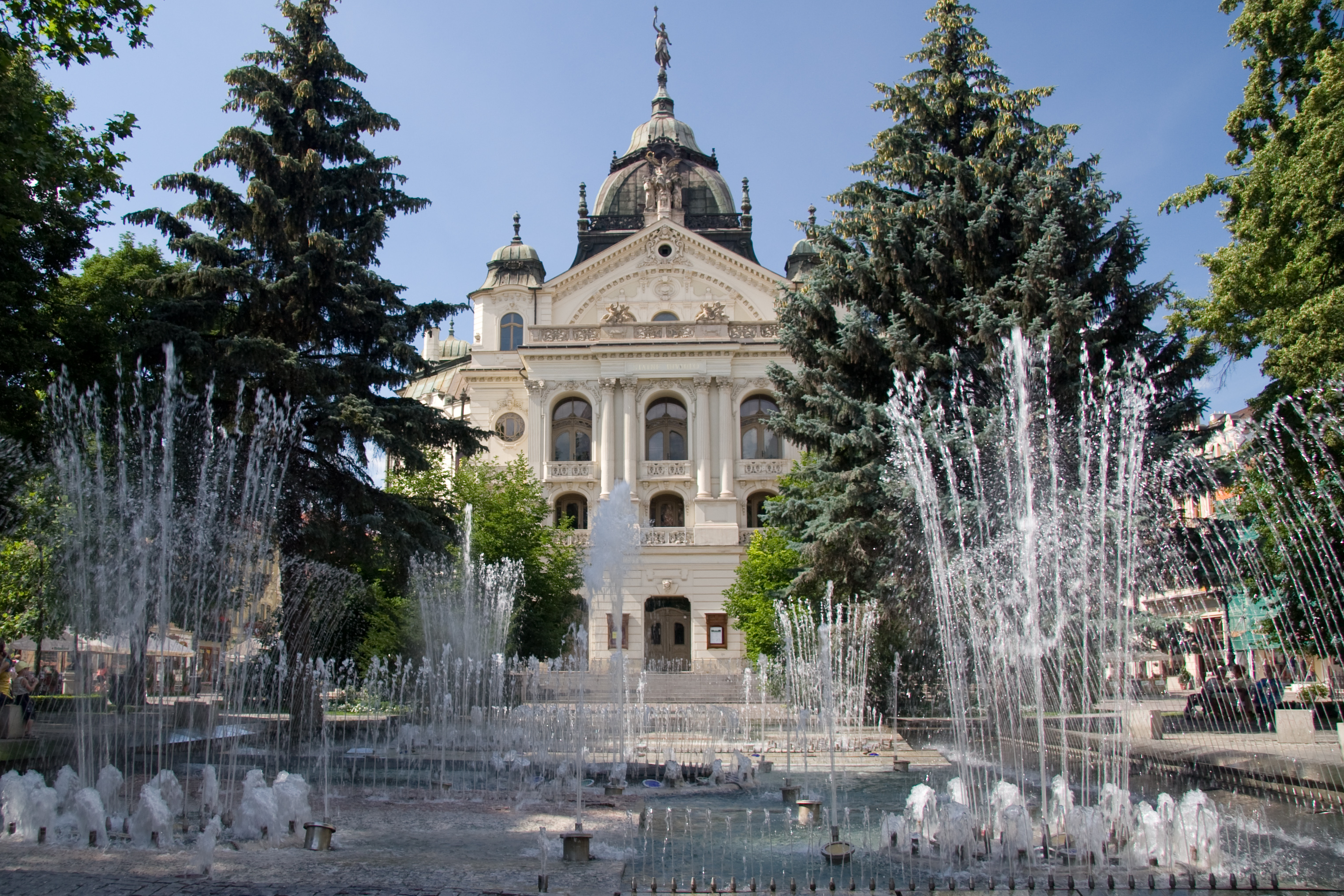 Koice Town Places To Visit In Koice Slovakia
