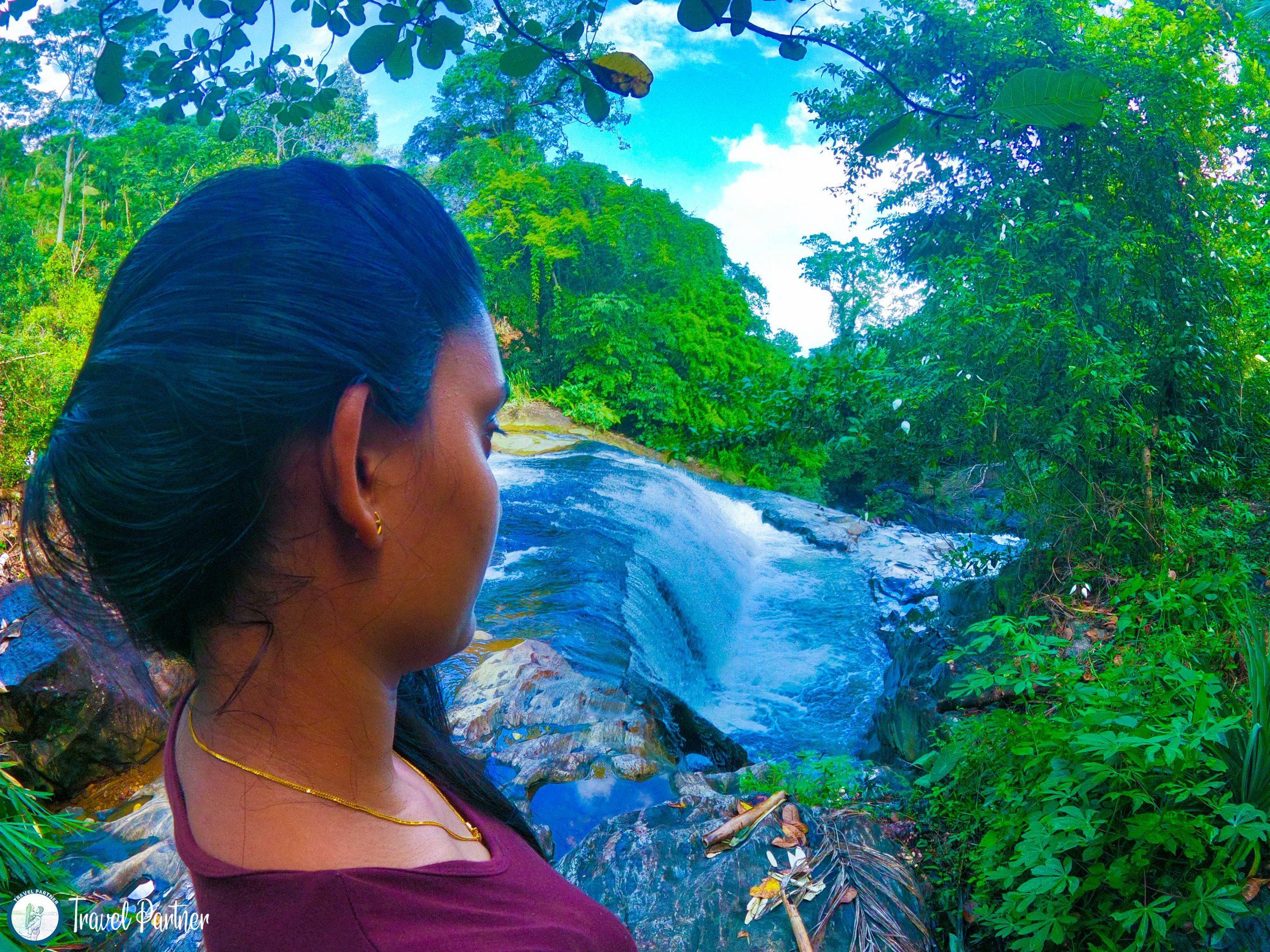 Dodam Falls Sri Lanka Travel Partner