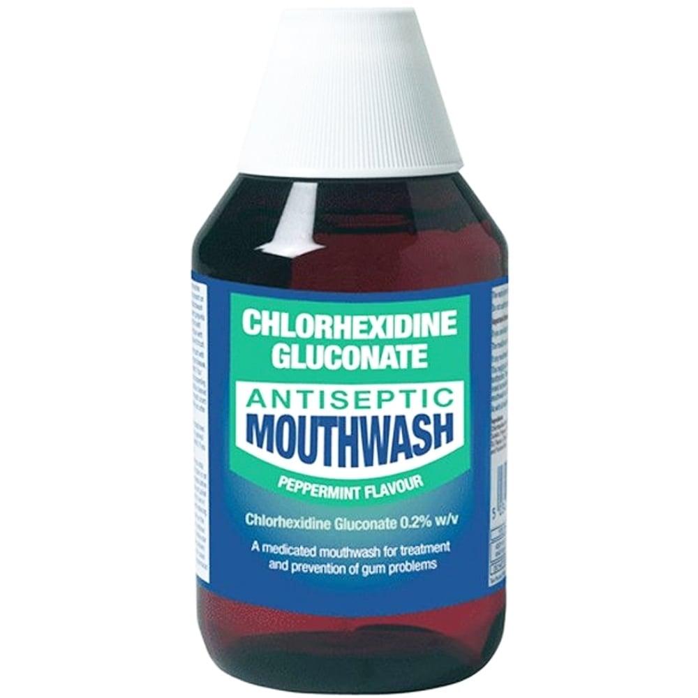 Chlorhexidine Mouthwash Mint 300ml | Oral Infection ...