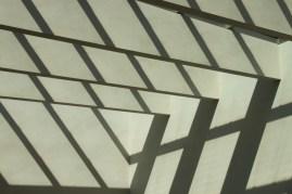 Unter dem Dach des vorarlberg museums sieht es ca. so aus.