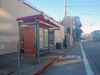 San_Francisco_Bushaltestelle