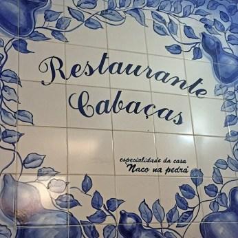Restaurante Cabaças ...