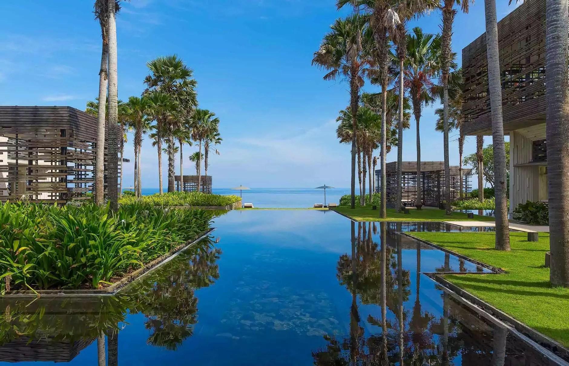 Alila Villas Uluwatu. luxury resort in Bali • Hotel review by TravelPlusStyle