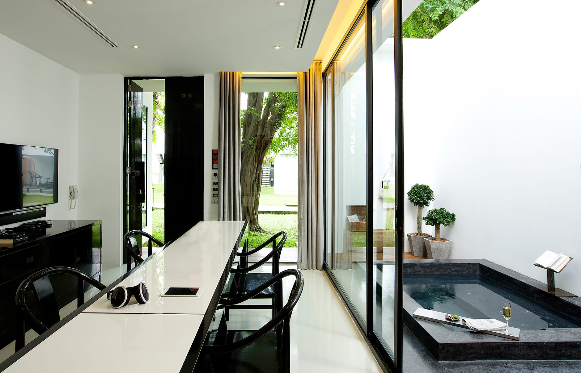 The Library Koh Samui Thailand Luxury Resort Review By