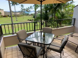 Enjoy evenings on the lanai