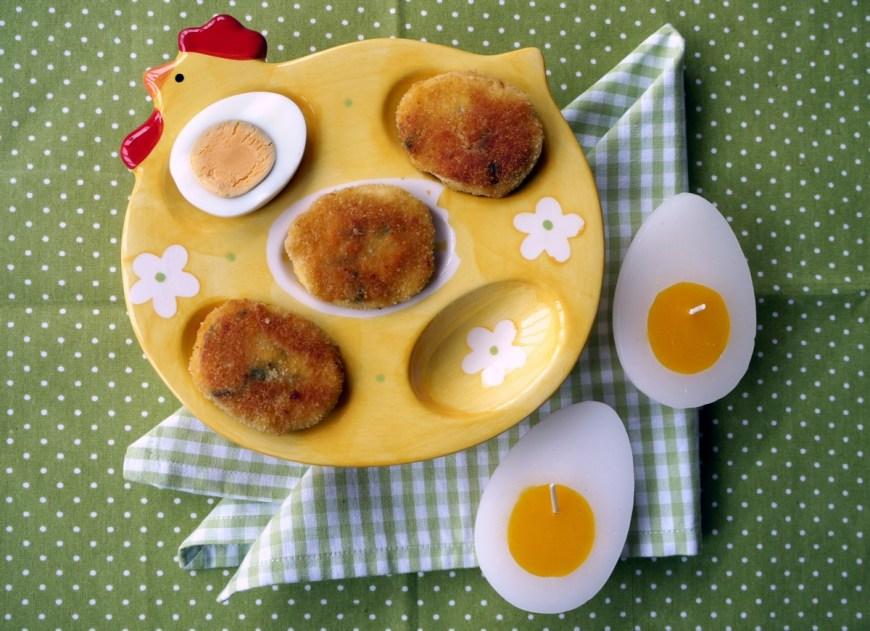 Vyprážané vajíčka